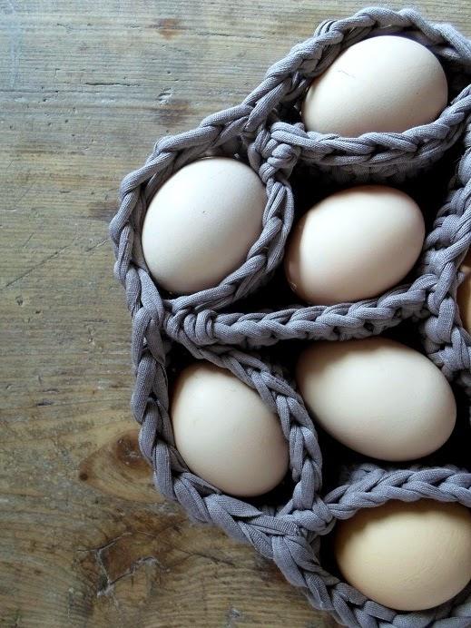 Koszyki na jaja…