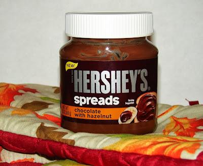 Chocolate with Hazelnut Hershey's Spreads