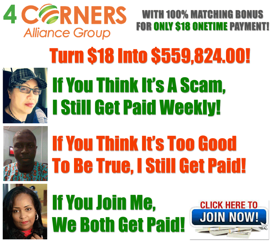 FOUR CORNERS ALLIANCE GROUP - JOIN US NOW!