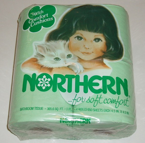 Northern And Scott Were Ubiquitous In Every Home With Coloured Bathrooms