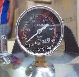 Pressure Gauge YX-280B