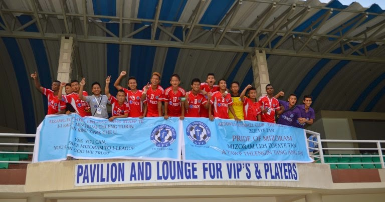 Aizawl FC make it to the i-League 2015-16