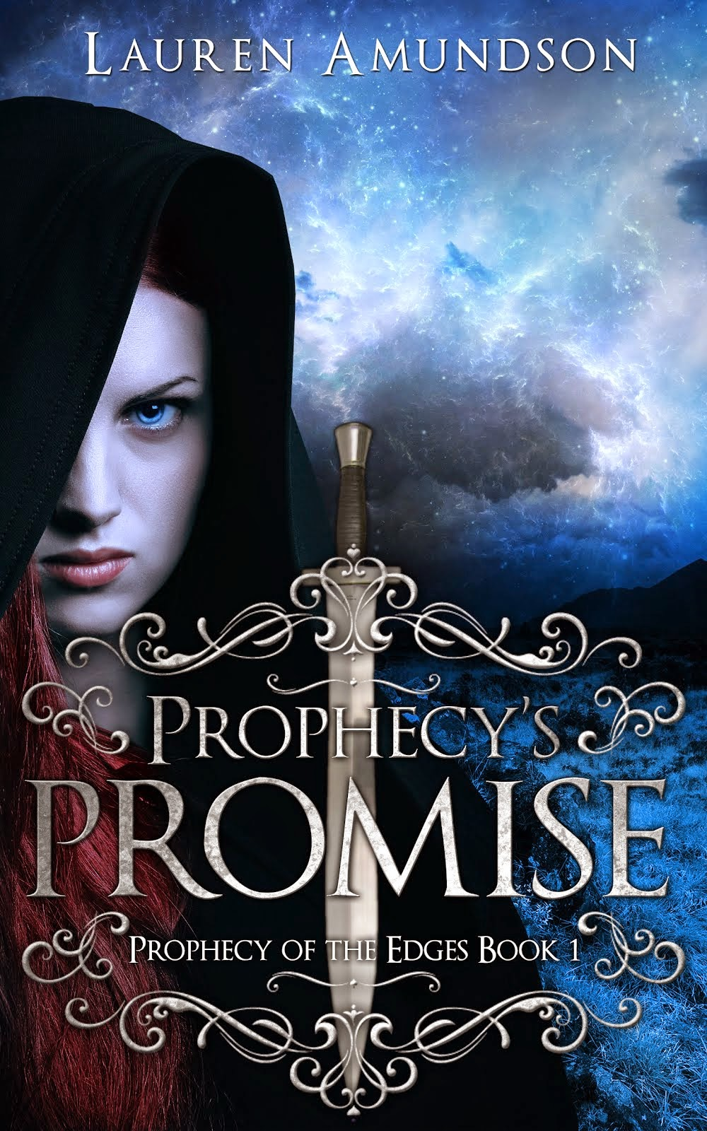 My Debut Novel - Prophecy's Promise