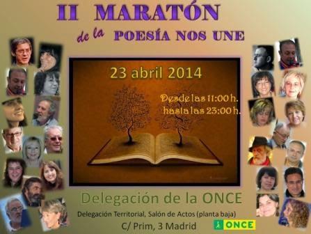 El día del Libro se celebra con Poesía