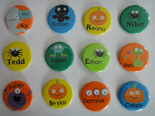 Button Party Favors