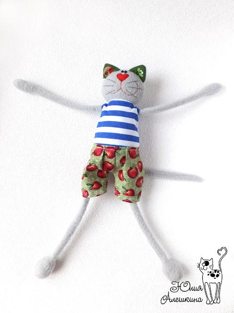 Кот хулиган - Серёга