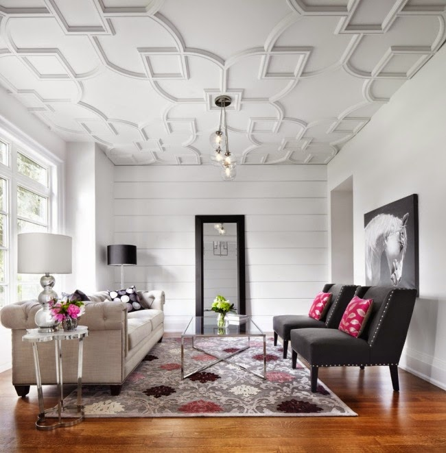 22 False ceiling designs for living room
