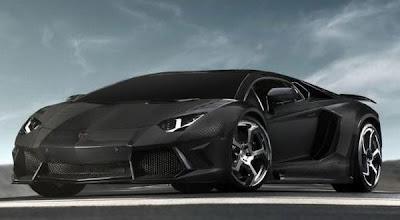 Lamborghini Aventador Carbonato