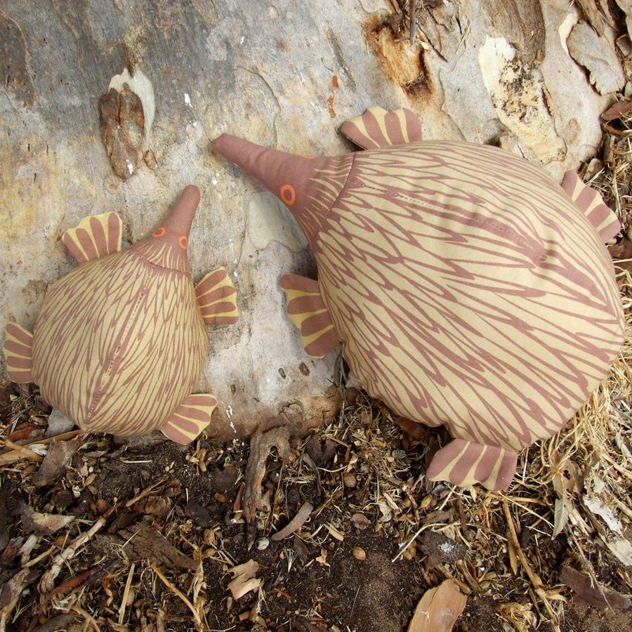 CJL designs: Australian Animal Cut and Sew Patterns
