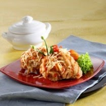 Resep Ayam Keju Gurih