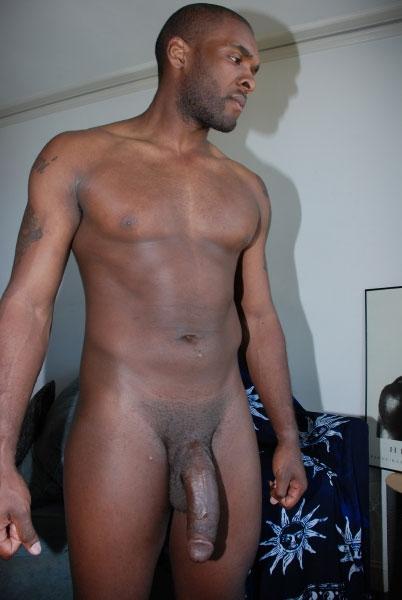 desnudos Hombres negros