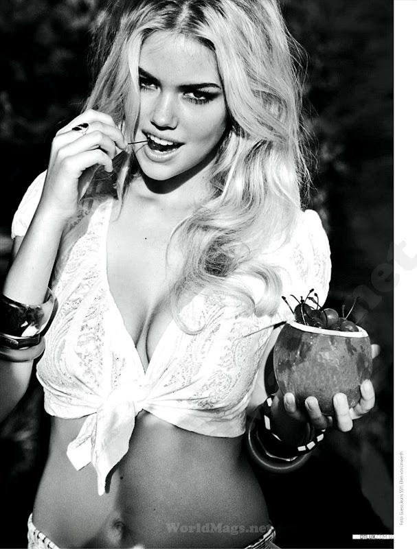 Kate Upton – DT Magazine (May 2012)