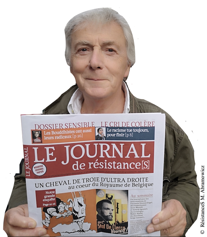 « LE JOURNAL de résistance[s] » c'est quoi ? CONTENU - PRIX - LIEUX DE VENTE