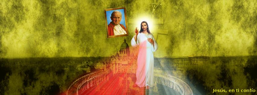 jesus con el papa