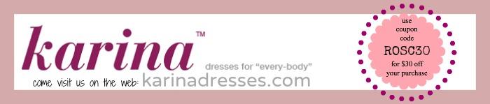 Karina dresses coupon code