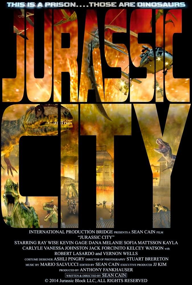 Jurassic City (2015) ταινιες online seires xrysoi greek subs