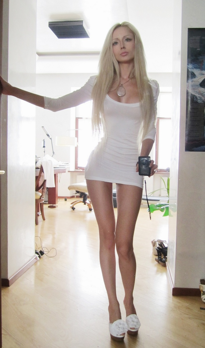 I know, right?: Real-Life Barbie Doll