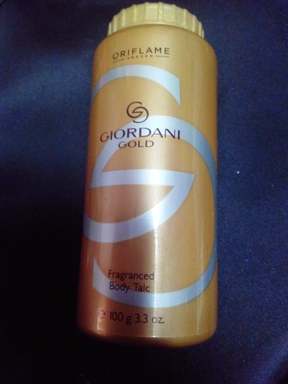 Oriflame Body Talc Review