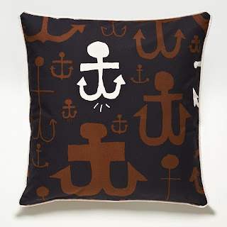 Unison Home ahoy pillow