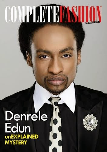 Denrele Edun, Beverly Naya & Zainab Balogun Cover Complete Fashion Magazine's Latest Edition