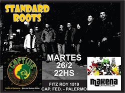 Standard Roots 26 de Febrero