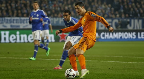 Madrid Fantastis, Schalke Diberondong 6 Gol!