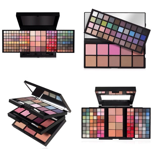 ELF NEW Holiday Palettes