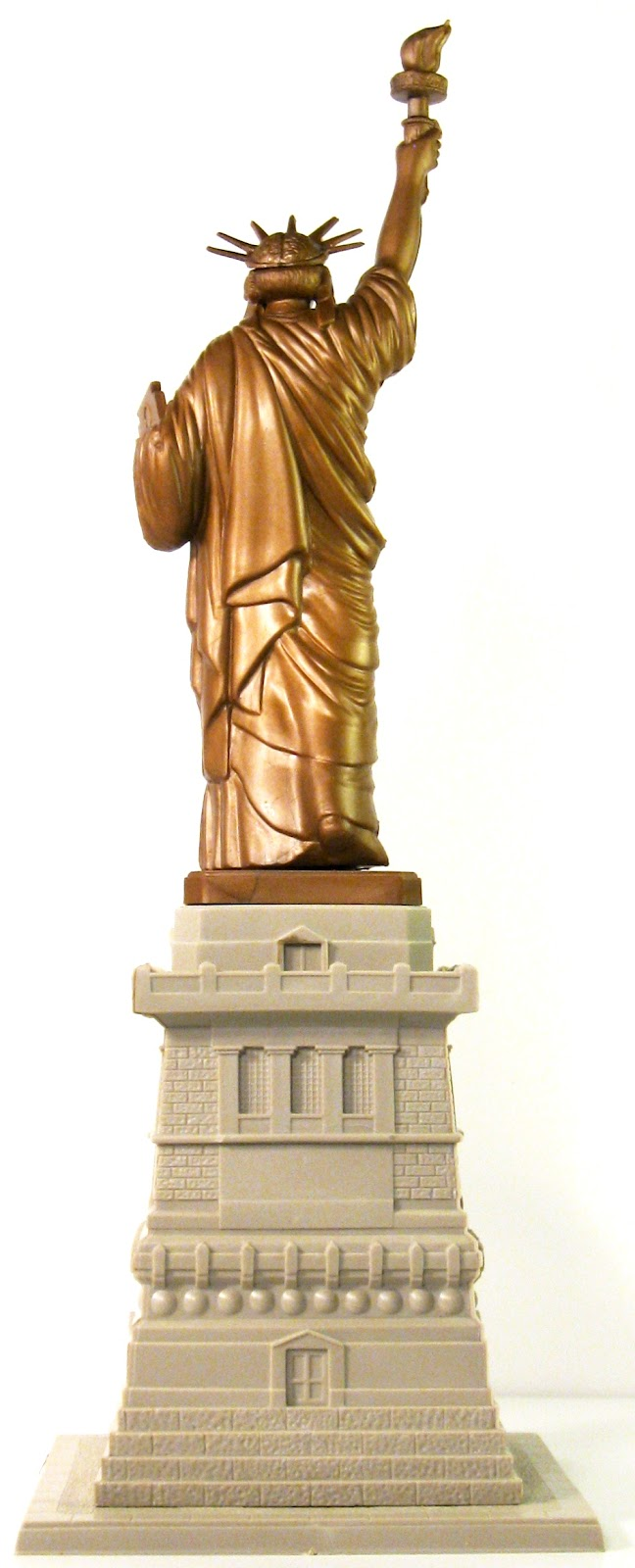 Toys and Stuff: K-Line Statue of Liberty