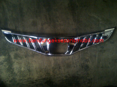 Grill Bumper New Jazz Type S