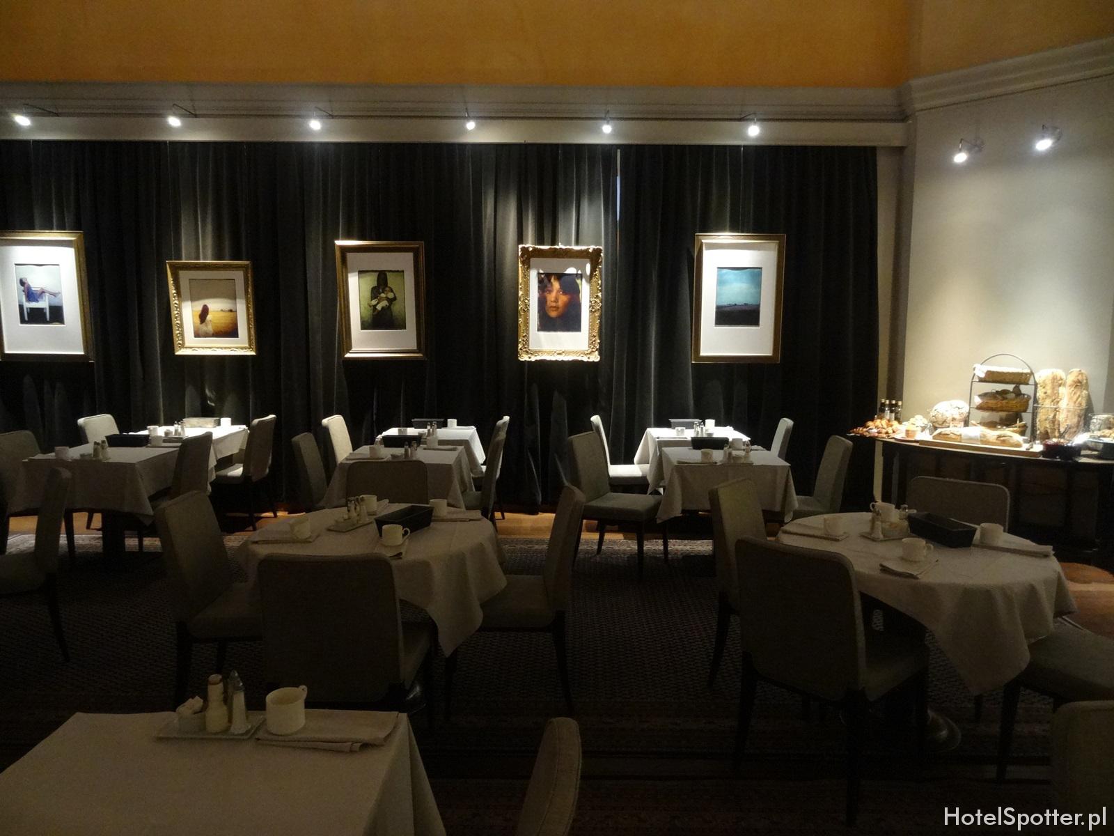 Radisson Blu Strand Hotel, Stockholm - restauracja
