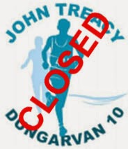 Dungarvan 10...26th Jan 2014...Entries now closed