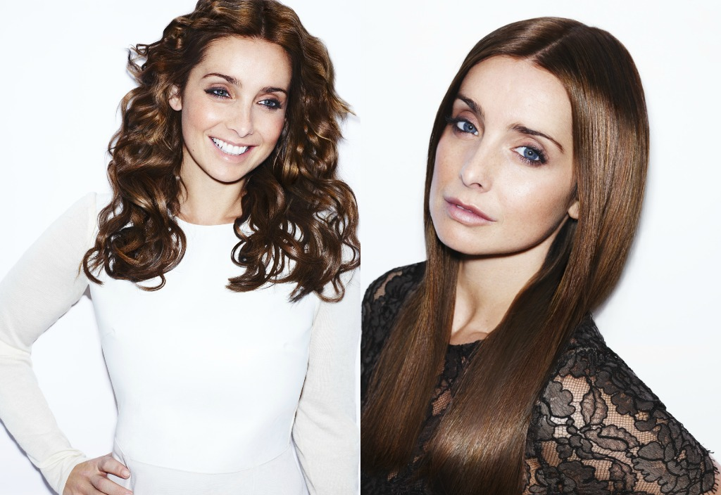 her shade is Chocolate Brown LIVE Salon Style if you want it yourself