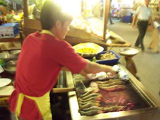 Le canard du m kong la cuisine thaie de la mer hua hin - Bureau de change madeleine ...