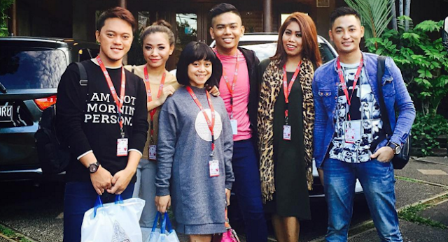 Peserta Dangdut Academy Asia yang tersenggol Tgl 23 Desember 2015