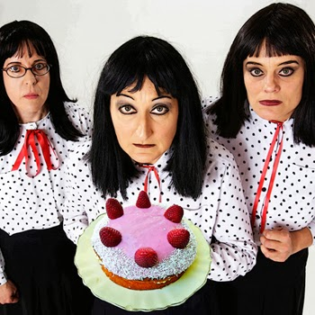 adelaide fringe: the kransky's sisters piece of cake