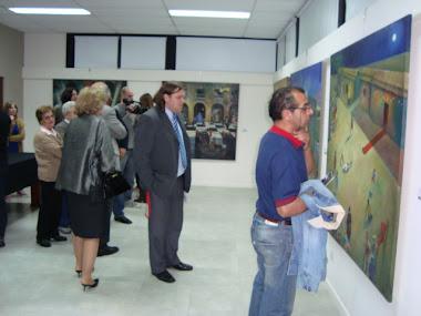 Muestra en el Centro de Exposiciones del Parque Náutico - S. Fernando
