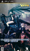 Black Rock Shooter: The Game – PSP