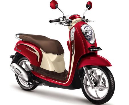 Honda Scoopy-i 2014 Price: 2300$ - motorloy