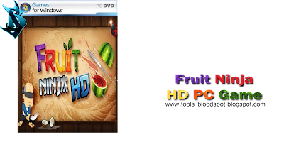 Fruit Ninja HD PC Game Full Free