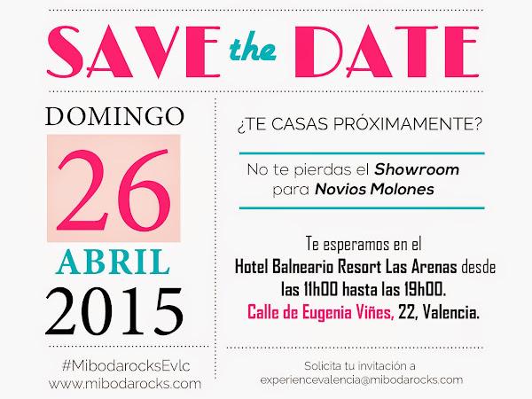 26 de abril 2015 Mi Boda Rocks Experience Valencia