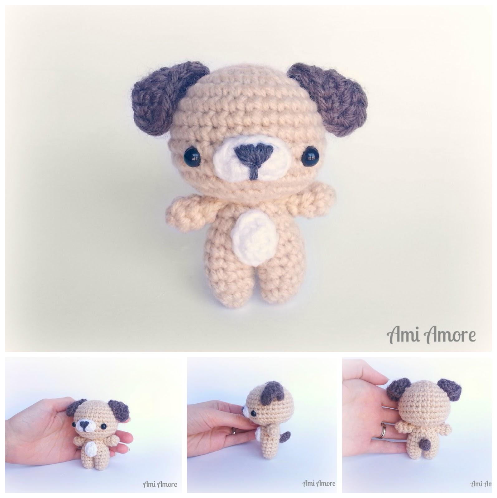 Ami Amore: Cutie Pup & Hello Kitty!