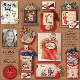 Heaven & Nature Tags & Book
