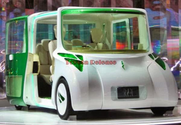 Toyota RiN Concept Car