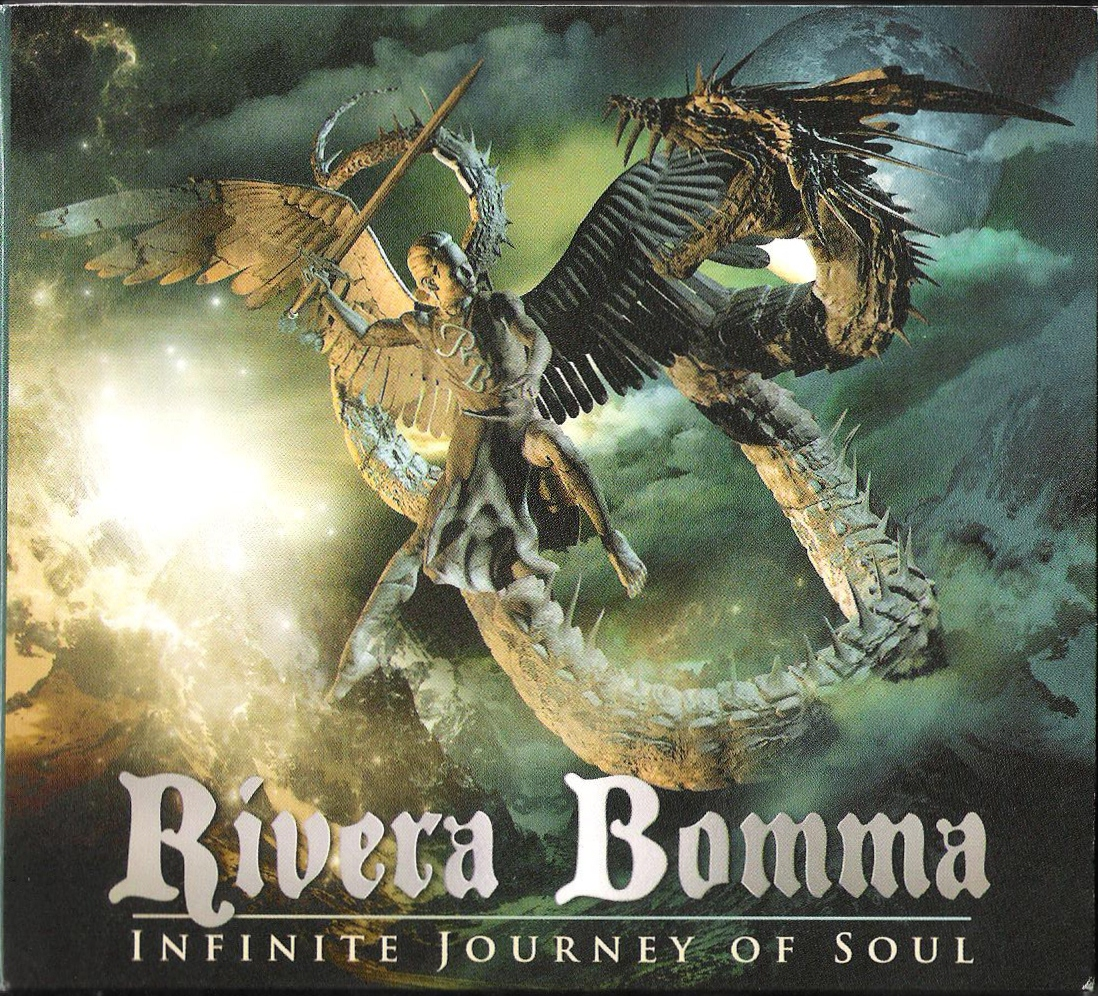 MUSIC HAUL - 2019 - Page 27 Rivera+Bomma+-+Infinite+Journey+of+Soul+Front+Cover