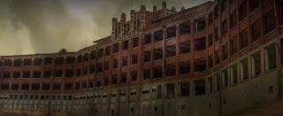Fantasma en Sanatorio Abandonado