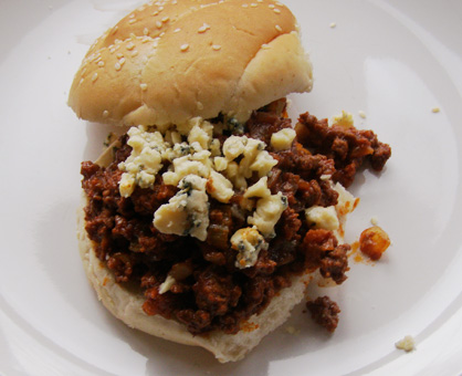 sloppy joe recipe. to make and this sloppy joe recipe is one of his favorites.