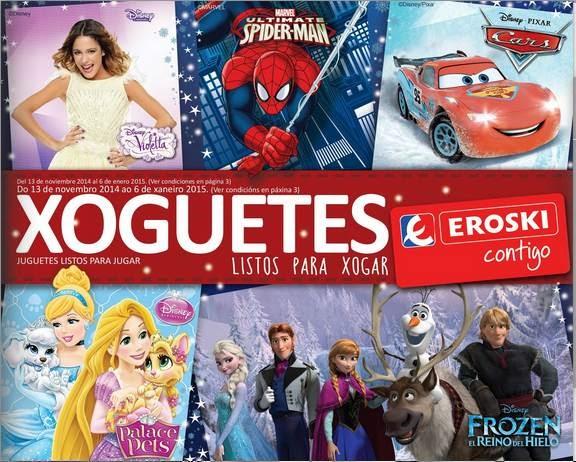 juguetes de eroski navidad 2014