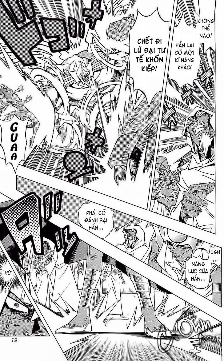 YuGi Oh – Vua Trò Chơi chap 288 Trang 13