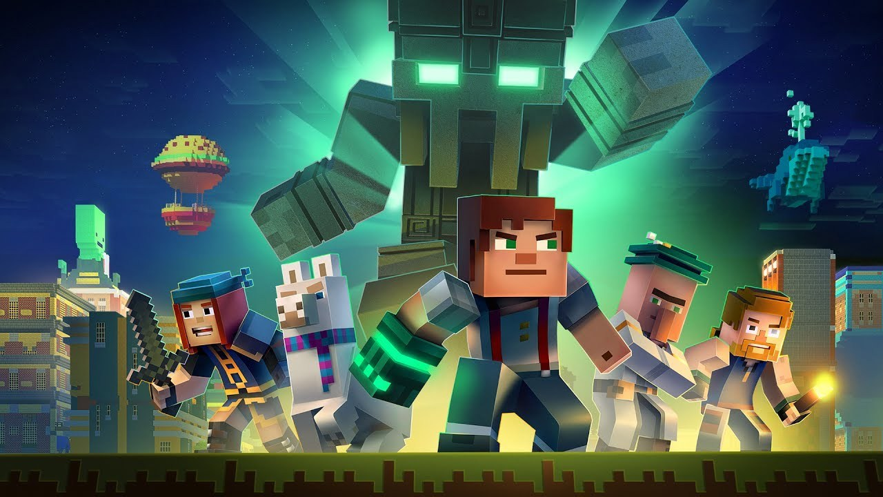 minecraft story mode switch metacritic