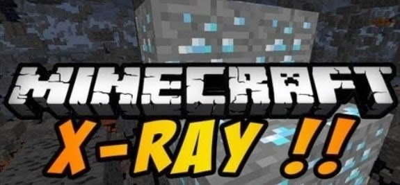 XRay 1.6.4/1.7.2/1.7.3 Mod with Fly for Minecraft